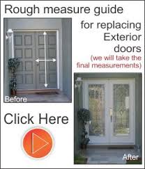 How To Replace Exterior Door To Measure For Replacing Or Cutting Your Doors