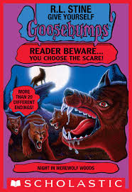 Goosebumps Cuckoo Clock Of Doom Give Yourself Goosebumps Night In Werewolf Woods Ebook By R L