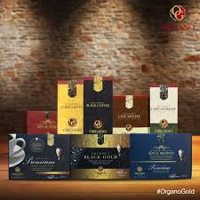 Organo Gold Business Cards How To Get Digital Content To Promote Your Og Business On Social