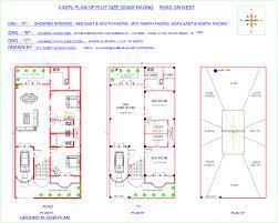 South Facing House Floor Plans Praneeth Pranav Meadows Floor Plan 2bhk 2t West Facing Sq Ft House