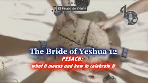 the of yeshua 12 pesach what it means and how to