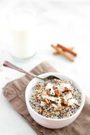 quinoa breakfast recipes that are better than oatmeal greatist