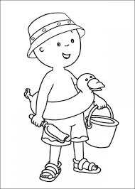 caillou coloring pages picture 19 550x770 picture