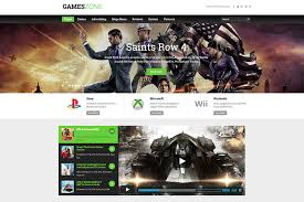 28 best gaming wordpress themes 2017 athemes