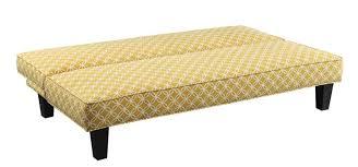 coaster 500166 sofa bed mustard 500166 at homelement com
