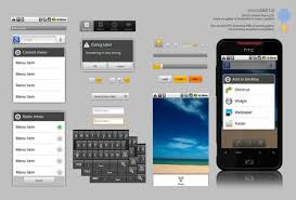 android user smartphone android user interface psd psd file free