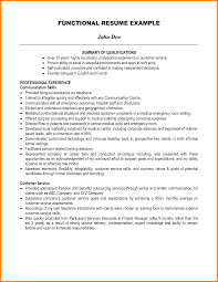 Self Motivated Resume Examples by 9 Examples Of Summary For Resume Resume Reference