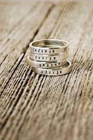 stacking name rings ring stack name ring stacking ring stackable ring stack