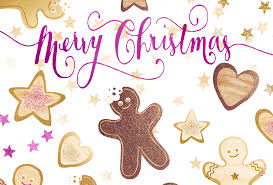 gingerbread man christmas cookie clipart by the dutch lady designs