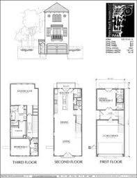 Narrow Townhouse Floor Plans 514 Best Casas Arquitectura Images On Pinterest Architecture