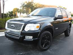 Ford Explorer Rims - ford explorer black gallery moibibiki 1