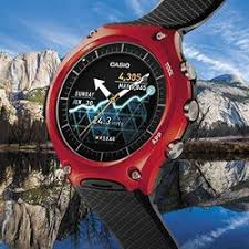 deal rugged casio wsd f10 smartwatch is 22 off on amazon