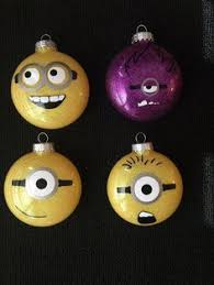 minion tree ornaments also in this link
