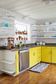 best 20 yellow kitchen cabinets 20 beautiful kitchen cabinet colors a blissful nest
