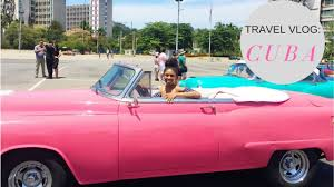 When To Travel To Cuba Traveling To Cuba Vlog Tips Advice Alwaysbrandi Youtube