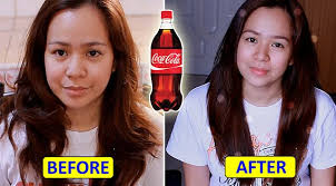 coke rinse hair how coca cola can make your hair softer shinier and more tousled