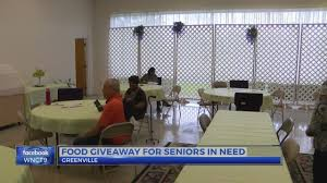 senior citizens food program youtube