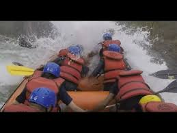 viral video uk white water rafting rescue youtube