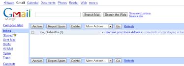 Gmail Login Mail Login To Gmail Using Basic Html Tecexpertz
