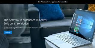 Barnes Pc Plus Key Machine Windows 10 Free Upgrade Is Still Available Using Windows 7 And 8