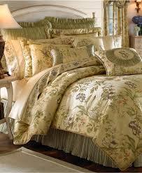 Macy Bedding Comforter Sets Closeout Croscill Iris 4 Pc Bedding Collection Bedding