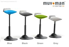 muvman sit stand stool healthy workstations