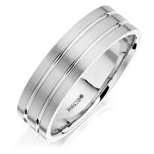 mens wedding rings men s palladium wedding ring 0005112 beaverbrooks the jewellers