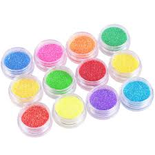 online get cheap colored acrylic nail powder aliexpress com