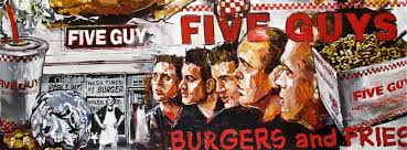 five guys home