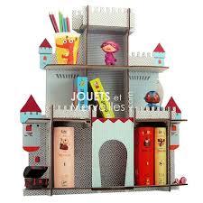 chambre chevalier la citadelle du chevalier étagère djeco 3202 jouets et merveilles