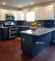 kitchen cabinets makeover ideas kitchen cabinet makeover with general finishes white and
