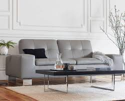 Grey Leather Sofa And Loveseat Furniture Awesome Grey Leather Sofa And Loveseat Furnitures