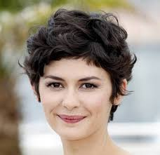 easy short haircuts for curly hair pics of short haircuts for round faces easy short hair cuts for