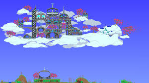 can i get some feedback on my space house terraria