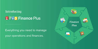 introducing zoho finance plus u2013 the most comprehensive cloud based