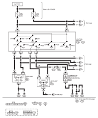 suzuki cultusswift wiring diagram electrical schematics1990