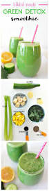 green detox smoothie recipe smoothie cleanse detox and smoothies