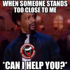 Katt Williams Meme - people really need to learn about personal space it s just who i