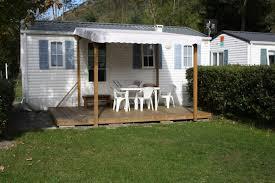 wc de jardin location mobil home confort ou standard au camping le pyrénéen