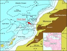 Morocco Africa Map by Oil Firms Step Up Exploration In Morocco U0027s Atlantic Waters