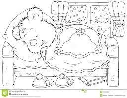 sleeping bear royalty free stock photography image 15050227