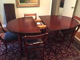 drexel heritage dining table drexel heritage dining chairs heritage dining room table drexel