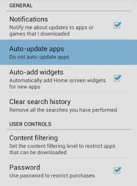android disable auto update how to disable auto update apps on android