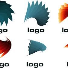 custom vector logo templates set 1 free vectors ui download