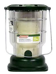 Coleman Backyards Amazon Com Coleman Citronella Candle Outdoor Lantern 70 Hours