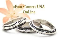 Native American Wedding Rings by Navajo Wedding Four Corners Usa Online