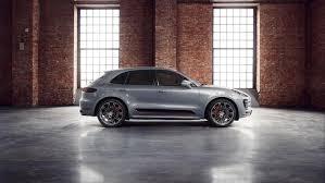 2017 porsche macan turbo interior porsche exclusive manufaktur refines the most powerful macan