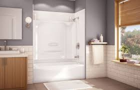 built in bathtub shower combination rectangular acrylic built in bathtub shower combination rectangular acrylic essence ts 6032