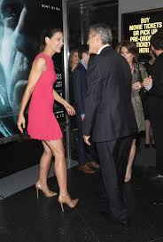 Holmes On Homes Cancelled george clooney and katie holmes u0027 relationship status confirmed obsev