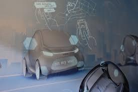 smart vision eq fortwo concept salone di francoforte 2017 9 14